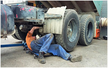Truck Servicing & Repairs