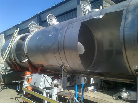 Bitumen Tanker Repairs