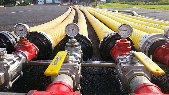 Hose Manufacturing and Testing