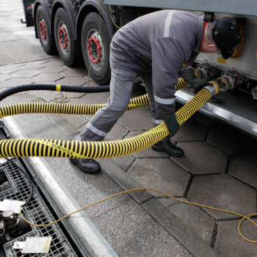 Road Tanker Composite Hoses & Fittings