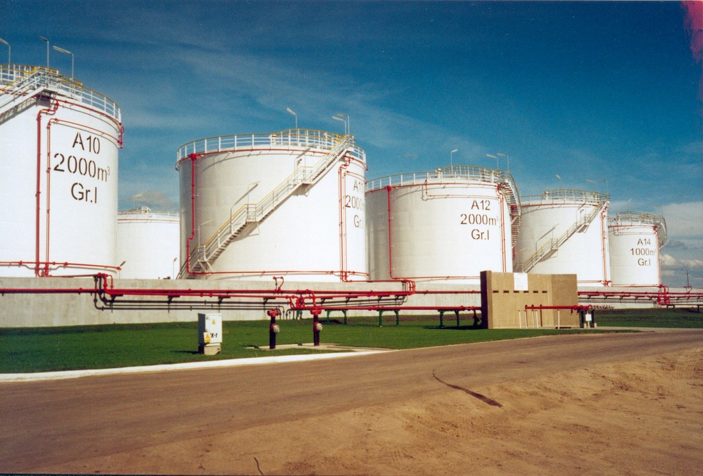 Bulk Storage Tanks; Design, Install and Maintain