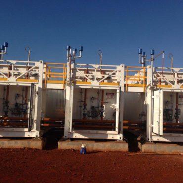 Remote Modular Fuel Farms