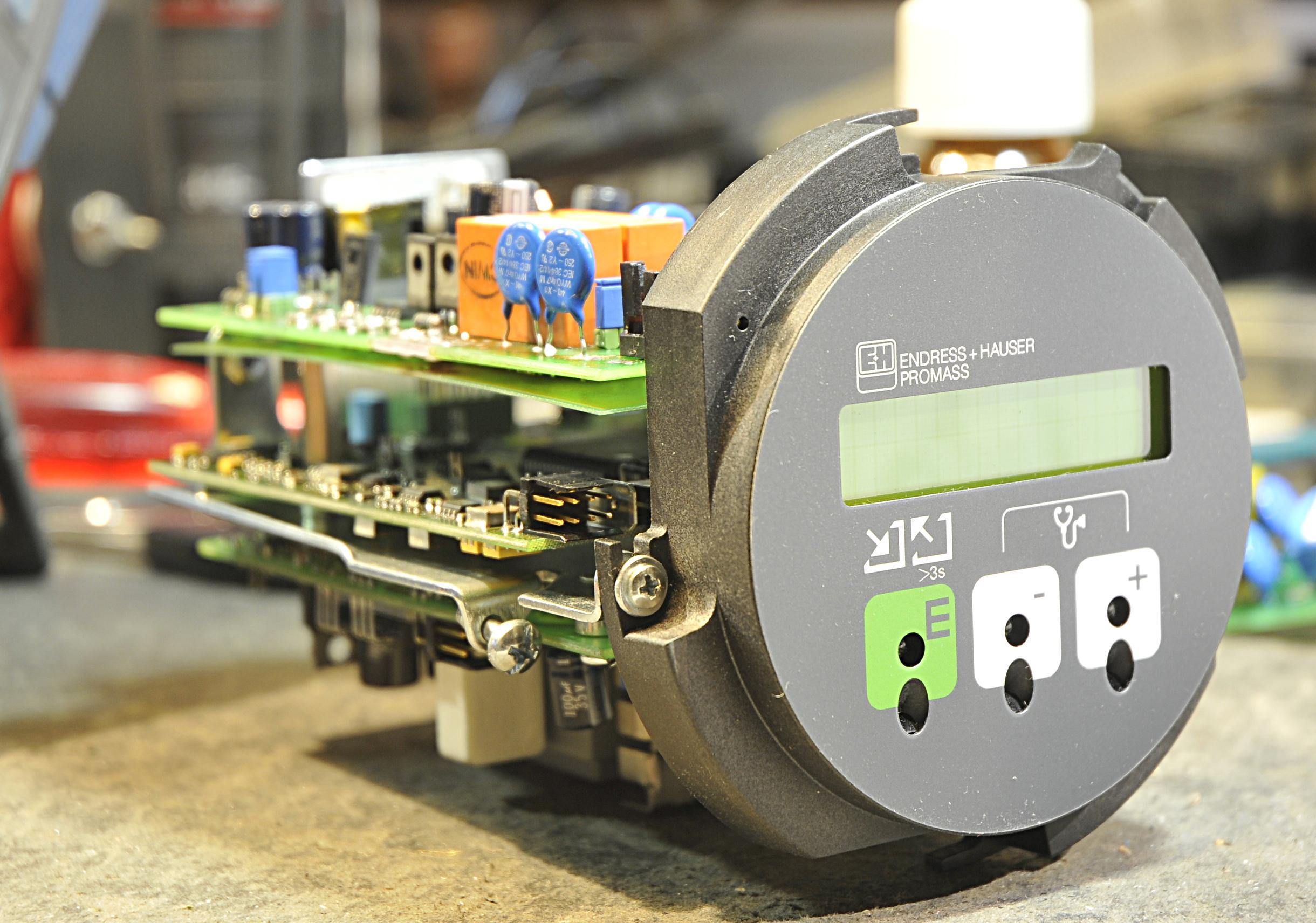 Flow Meter Repairs & Testing