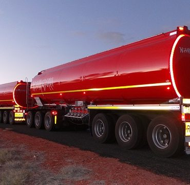 Large road Tanker Fleet Setup
