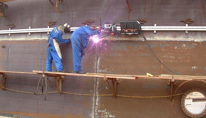 Tank/Vessel Repairs