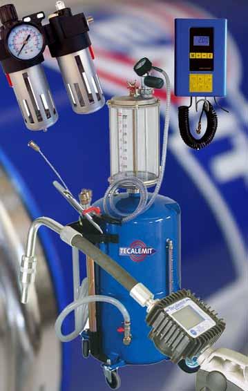 Fluid Transfer & Workshop Equipment