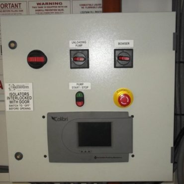 Tank Monitoring Systems