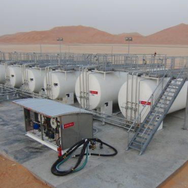 Bulk Storage Tanks Supply, Install and Maintain