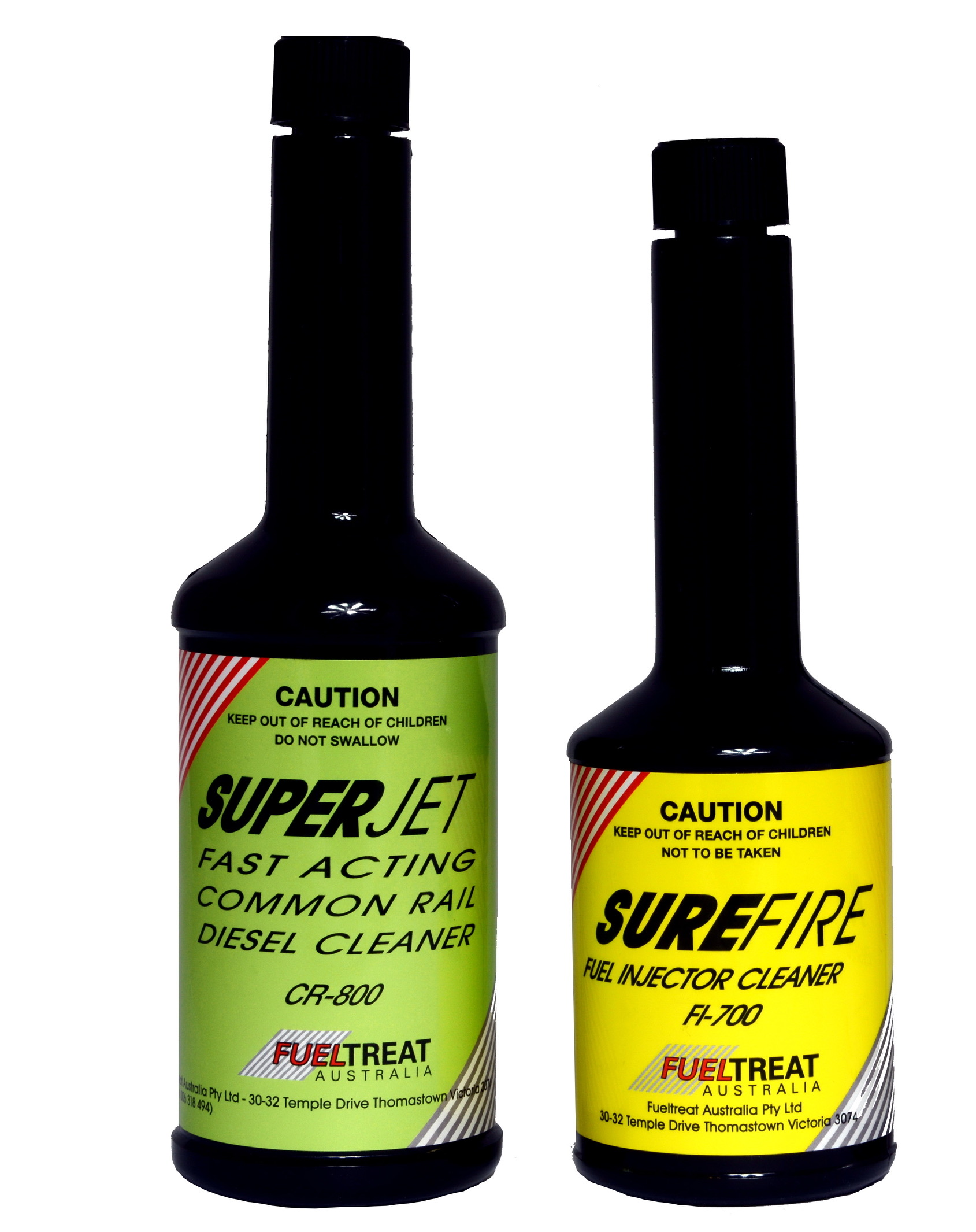 Injector and Fuel System Cleaners
