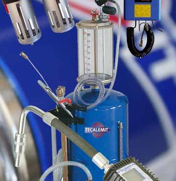 Air Operated Lubrication