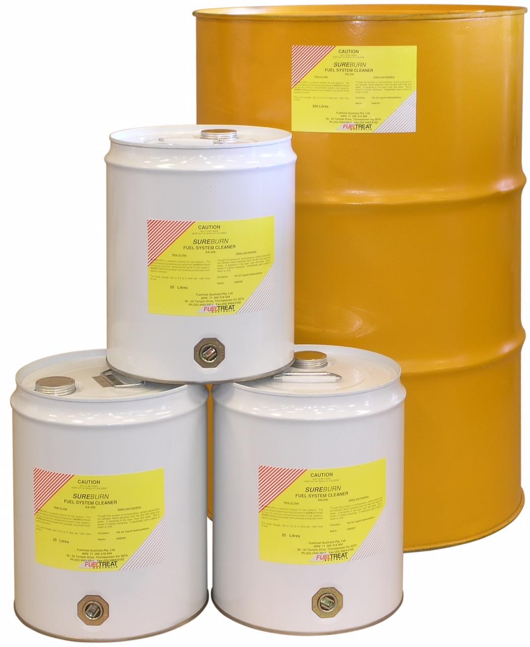 Industrial Fuel Treatments